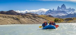 Full Day Rafting experience in El Chalten Argentina
