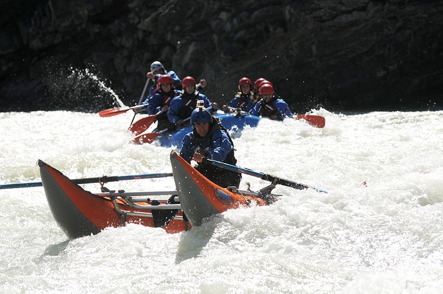 travel experience of a lifetime kayak