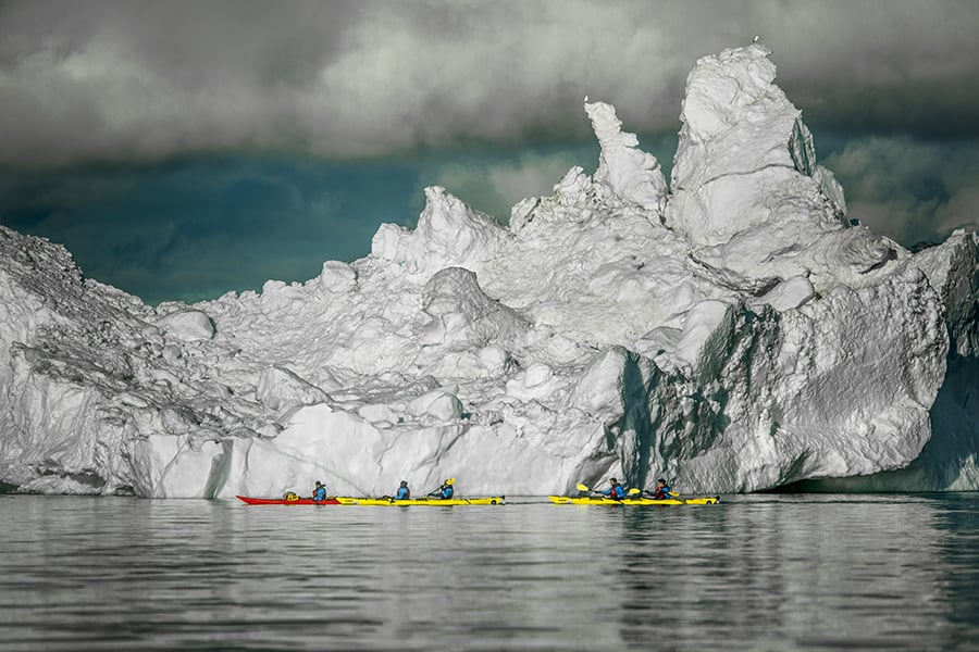 Tips For Kayaking In Ilulissat Greenland
